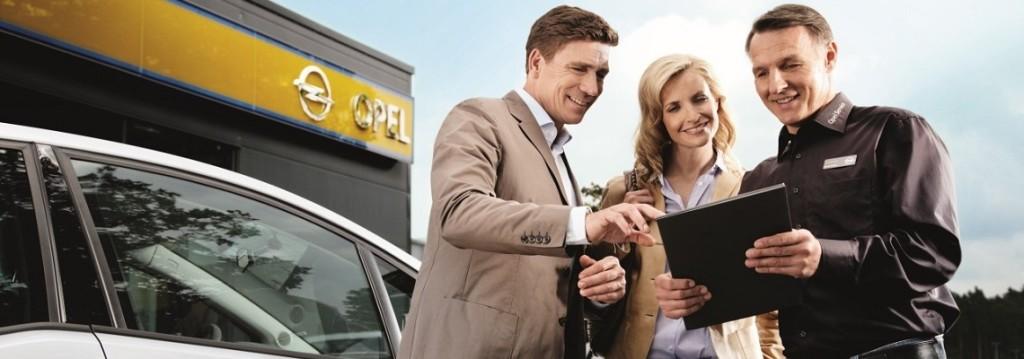 Opel Servicve