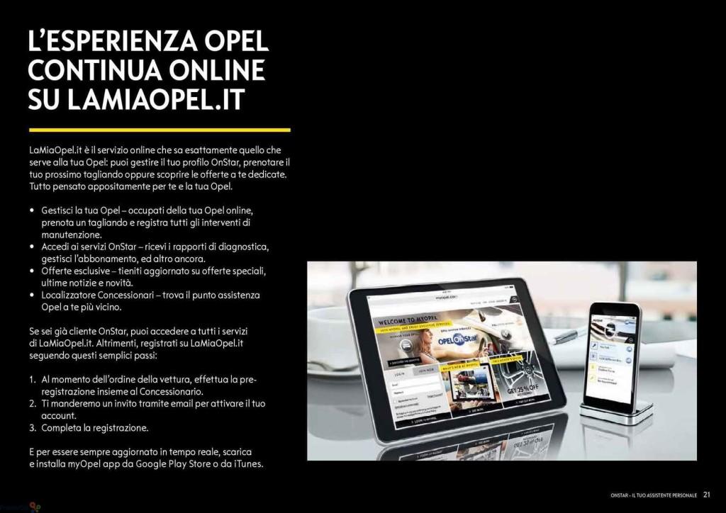 La mia Opel