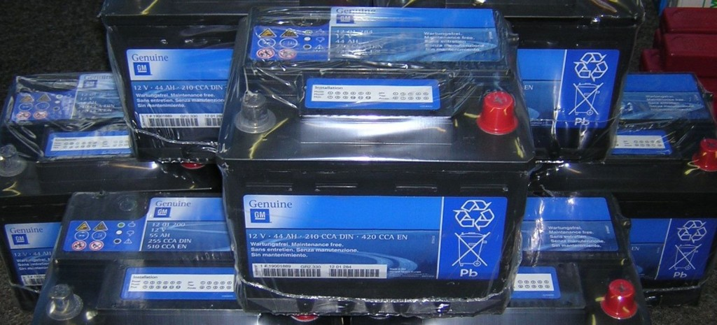 batterie GM